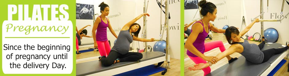 Pregnancy Pilates Bangkok