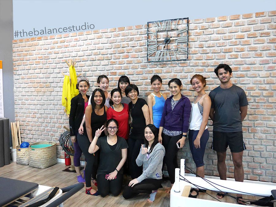 Pilates instructor training Bangkok 60