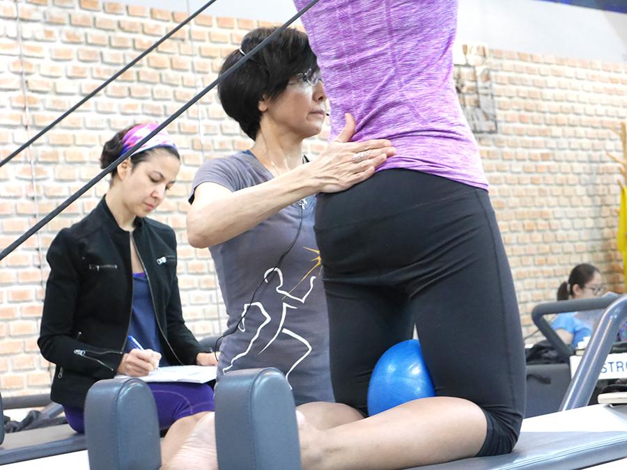 Polestar Pilates Thailand - the balance studio