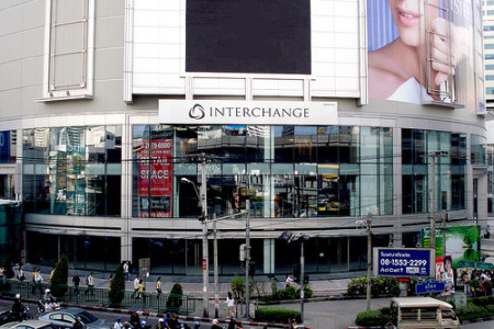 interchange 21 building B2 floor pilates bangkok