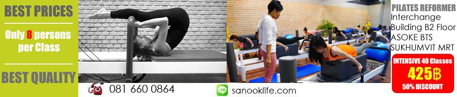 pilates bangkok The Balance Studio
