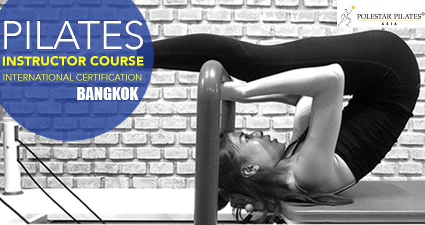 เกี่ยวกับ Polestar Pilates - Instructor Training Bangkok Polestar Pilates