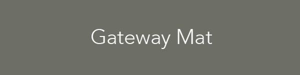 Pilates Instructor Training bottom Gateway mat