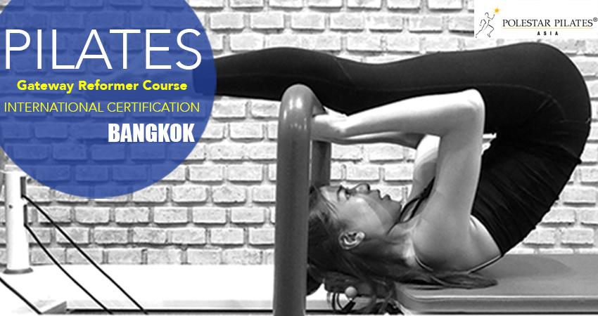 Pilates Instructor Training Bangkok Polestar Pilates Gateway Reformer
