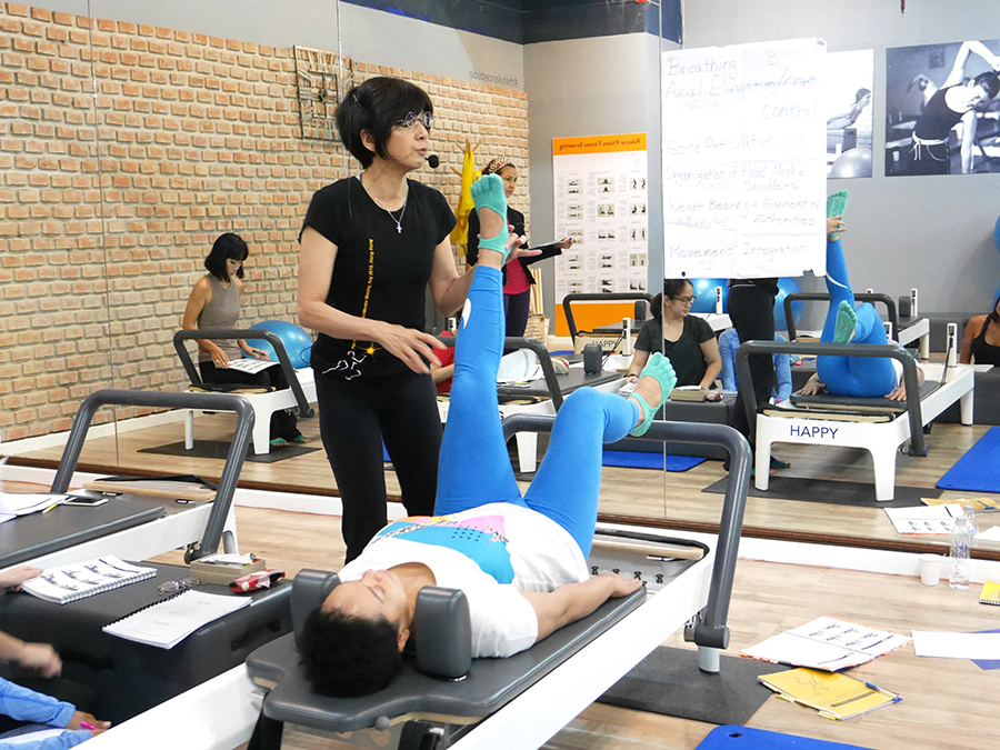 Pilates Instructor Training - Polestar Pilates Reformer, Bangkok