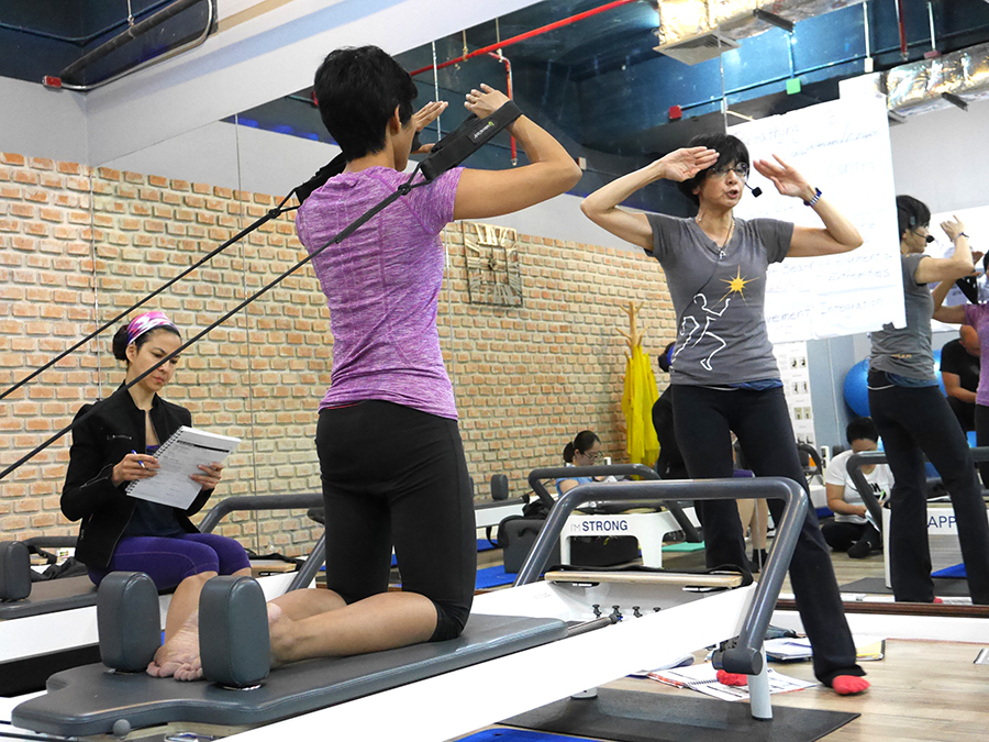 Polestar Pilates Thailand The balance studio 12