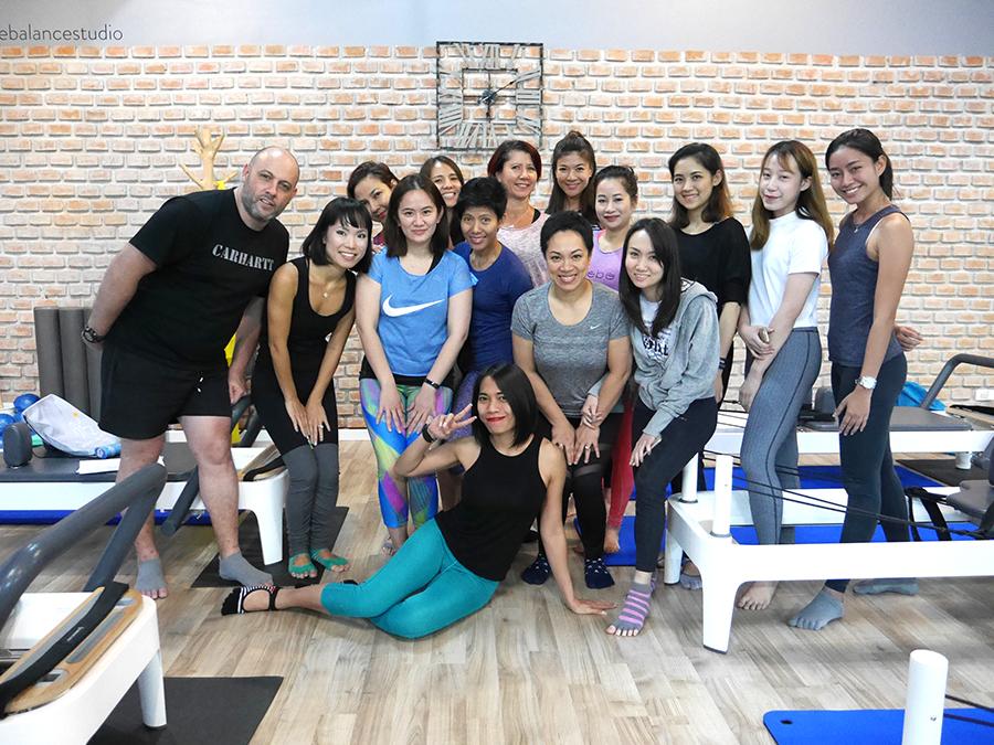 Polestar Pilates Thailand The balance studio 31