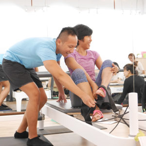 Reformer Advanced