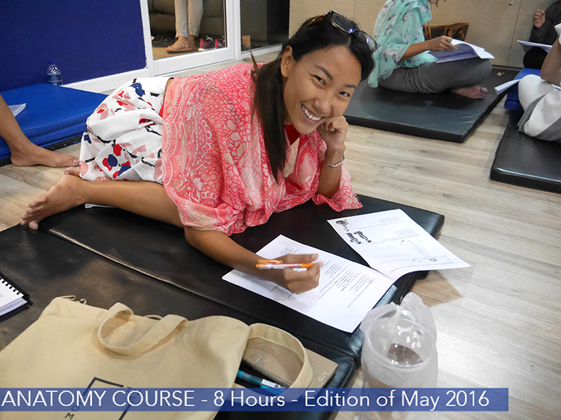 anatomy course Bangkok The Balance Studio 40