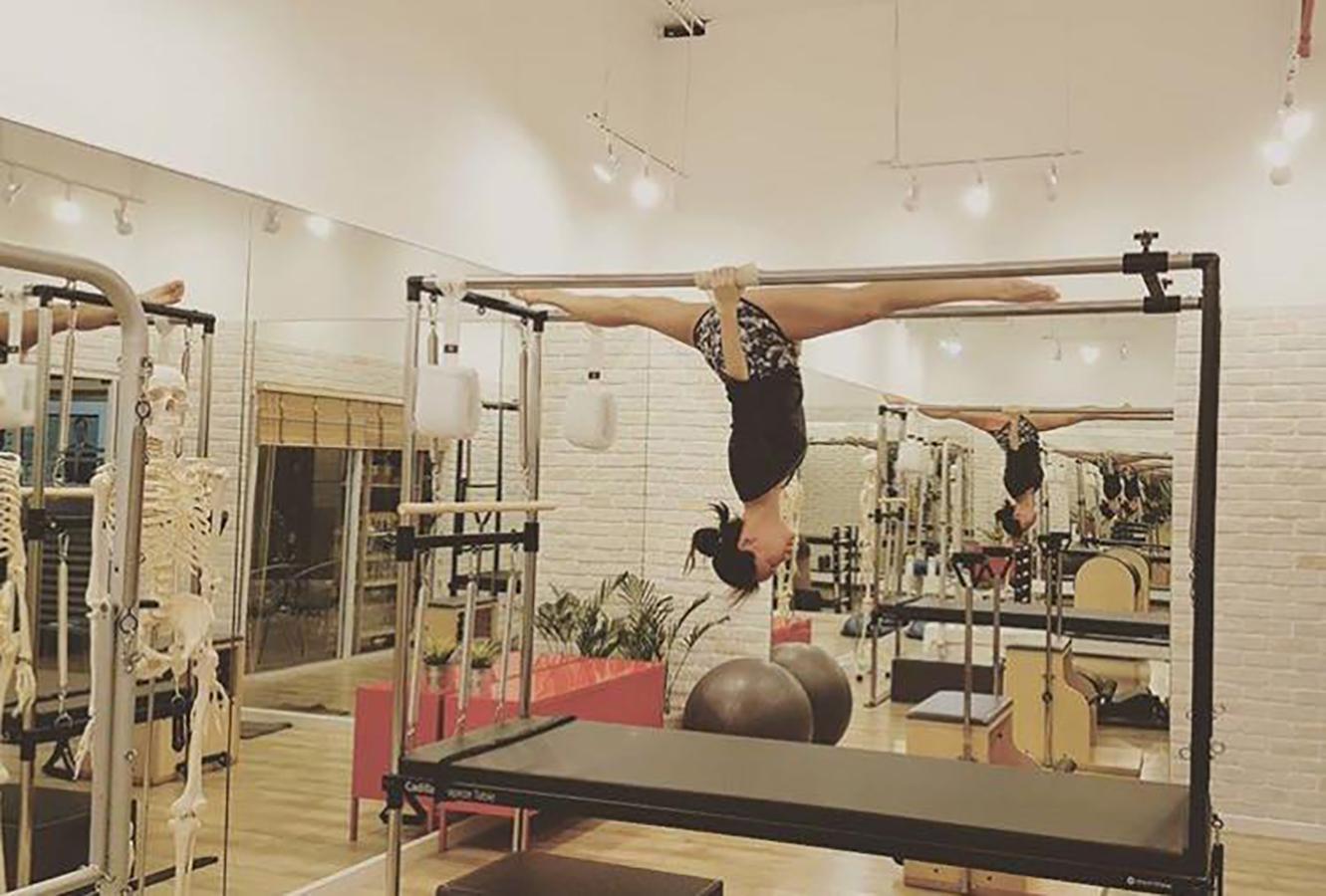 เรียนพิลาทีสแบบตัวต่อตัว Pilates Private Session