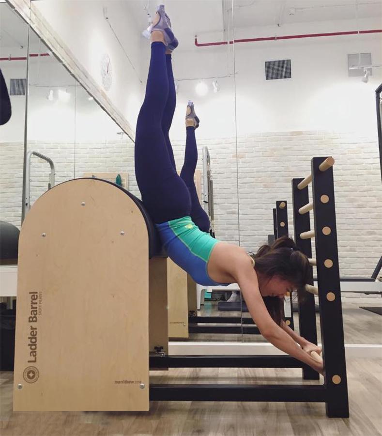 เรียนพิลาทิสแบบตัวต่อตัว Pilates Private Class 30