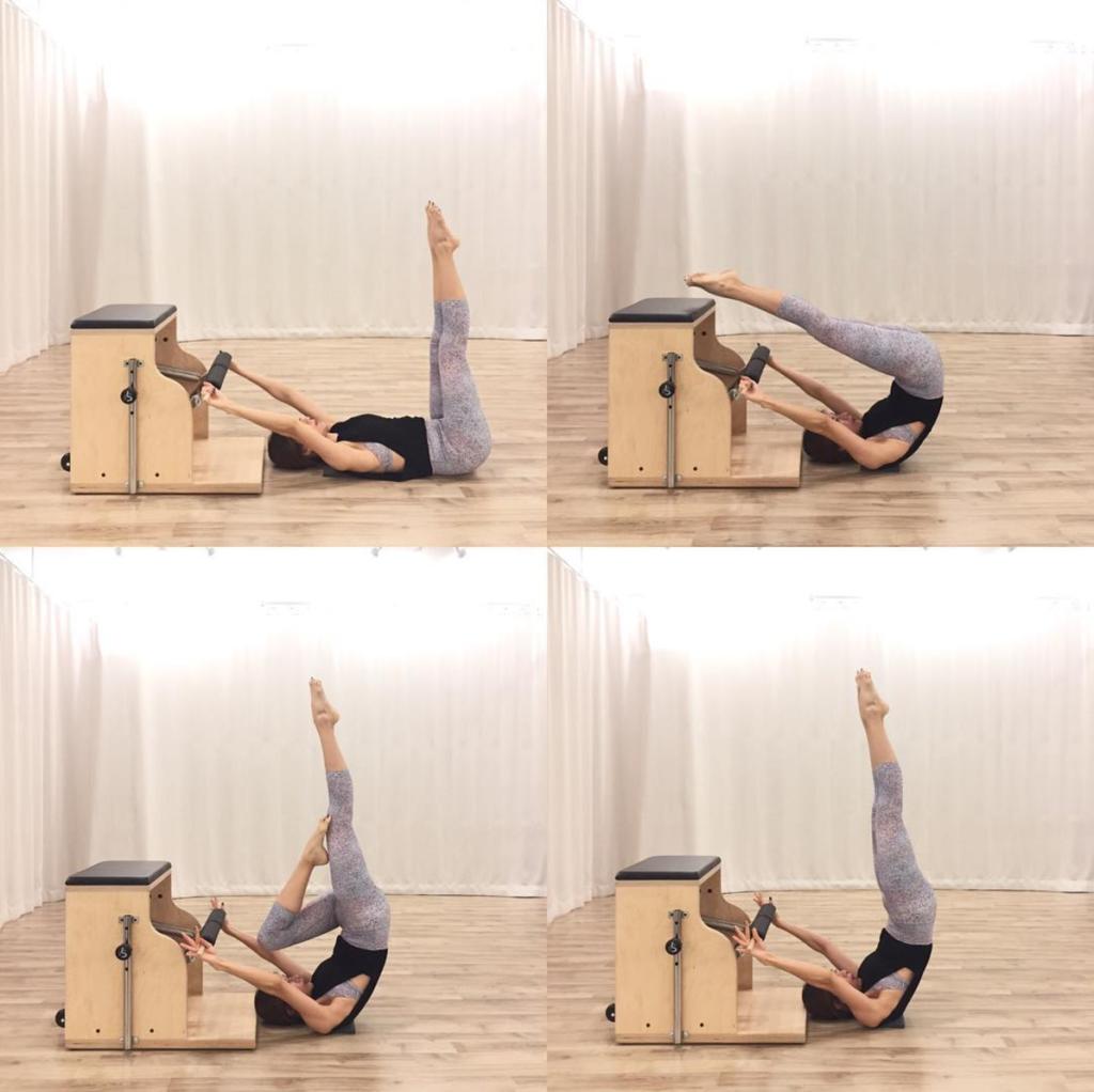 เรียนพิลาทิสแบบตัวต่อตัว Pilates Private Class