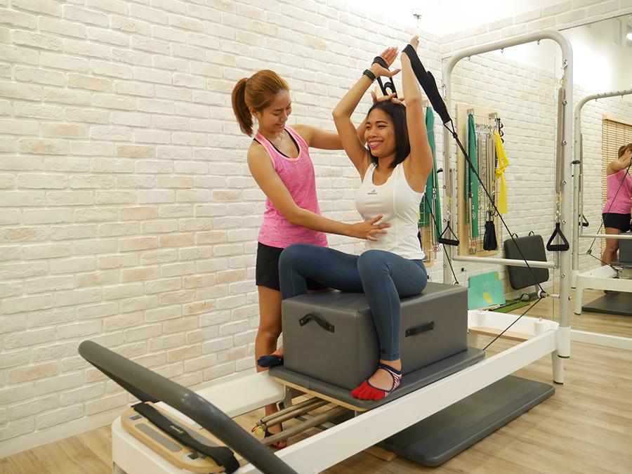 Pilates Reformer Private Bangkok 100