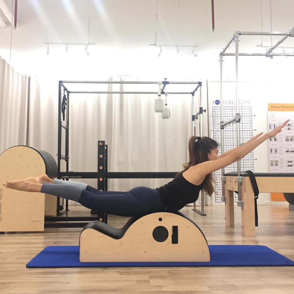 spine corrector - pilates bangkok