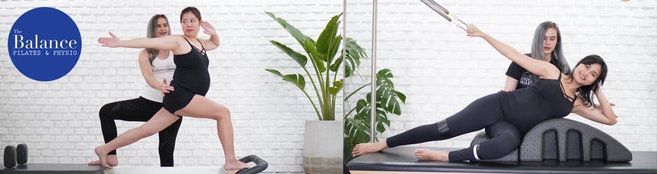 Pregnancy Pilates Bangkok